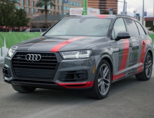 Audi to deliver self-driving cars with Artificial Intelligence by 2020