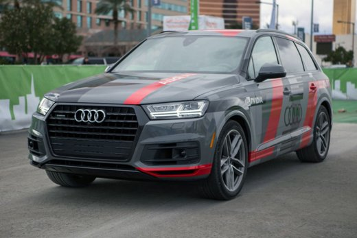 Audi to deliver self-driving cars with Artificial