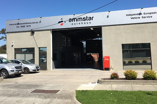 Melbourne's largest independent Mercedes-Benz specialists