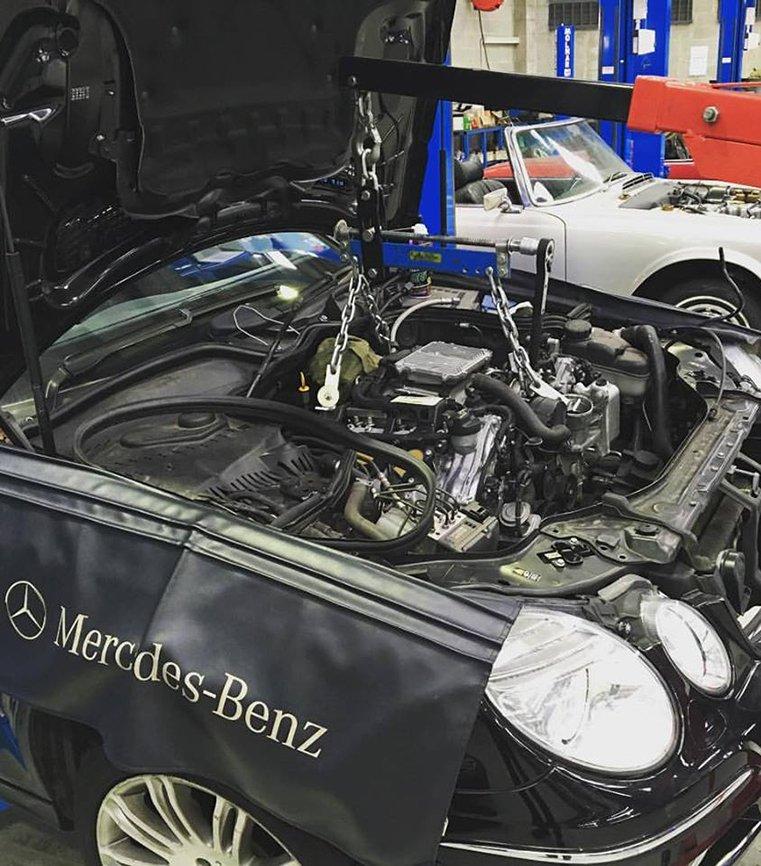 Mercedes-Benz Service Cost
