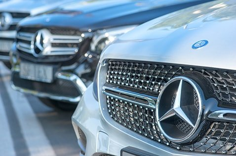 Mercedes-Benz service specialty