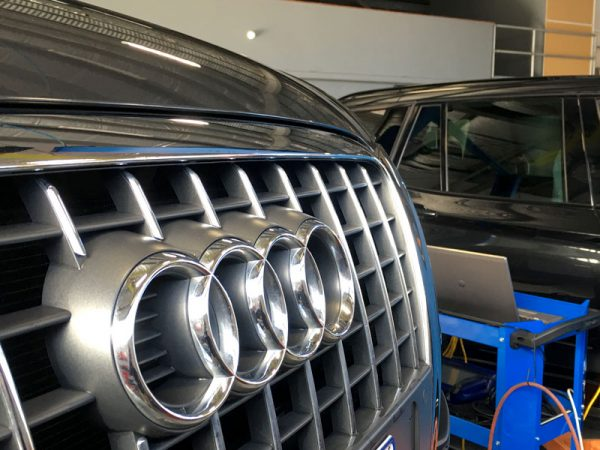 Audi service cost