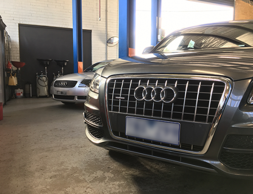 Ask a Audi mechanic in Melbourne: should you get new tyres?
