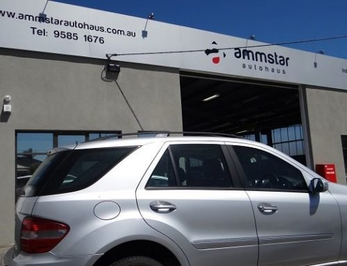Indie v dealership v Ammstar Autohaus' BMW mechanics in Melbourne